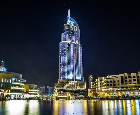 Capodanno a Dubai