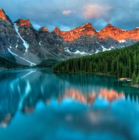 Canada, Dalle Montagne Rocciose al Pacifico