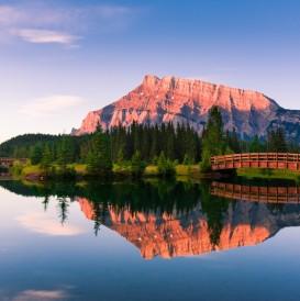 Tour Canada, Dalle Montagne Rocciose al Pacifico