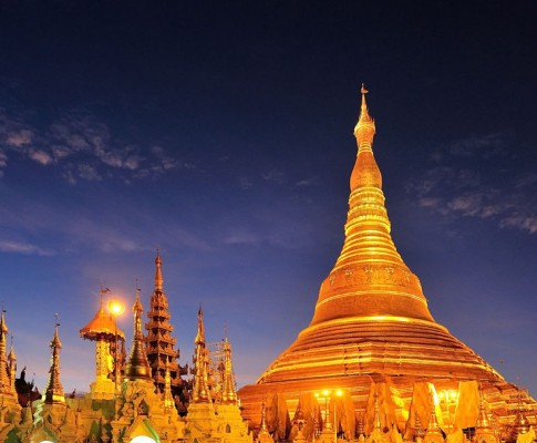 Tour Birmania & Malaysia