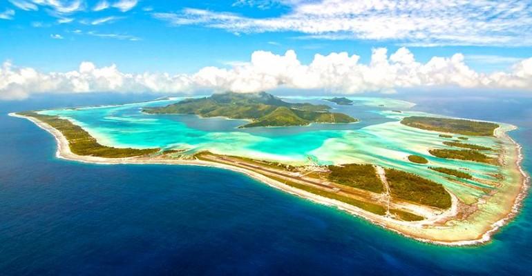 Enrico & Giorgia  Una Spettacolare Luna di Miele  tra Stati Uniti & Polinesia Francese