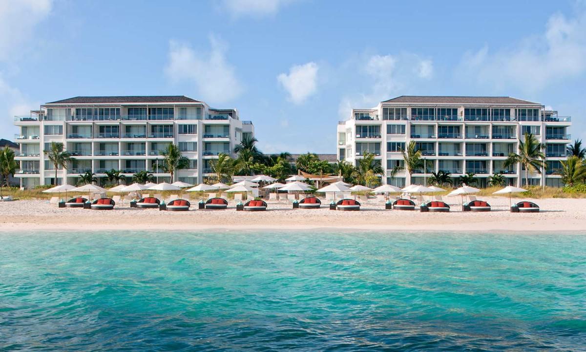 Hotel Caraibi Gansevoort Turks Caicos Luxury Hotel Caraibi Travel Design Tour