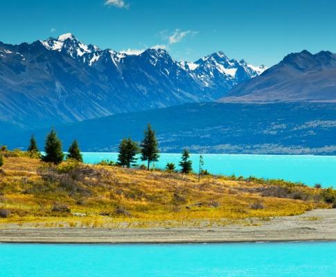 Nuova Zelanda Luxury Tour