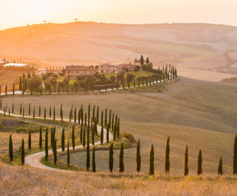 Tour Italia Centrale Luxury Experience
