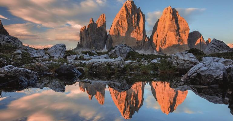 Vacanze di lusso nelle Dolomiti: un'esperienza da non perdere