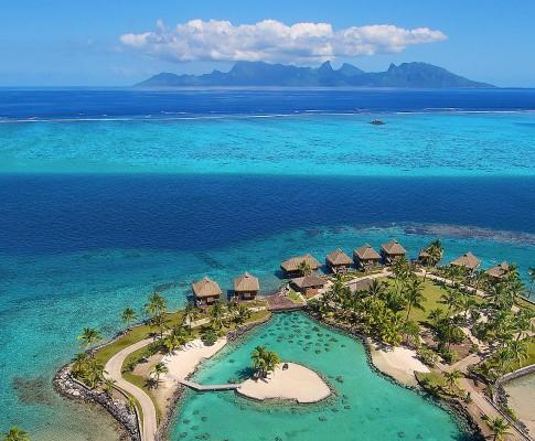 InterContinental Resort Tahiti    Polinesia