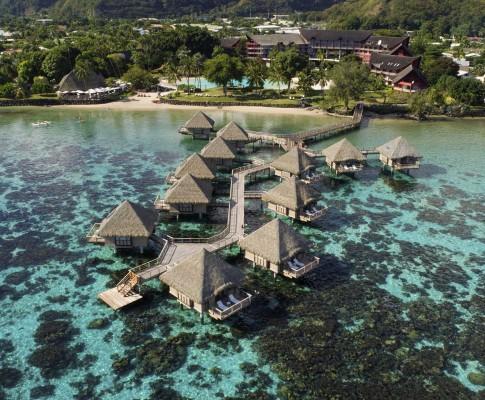 Sofitel Tahiti Ia Ora      Polinesia