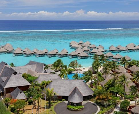 Hilton Moorea Lagoon Resort & Spa    Polinesia