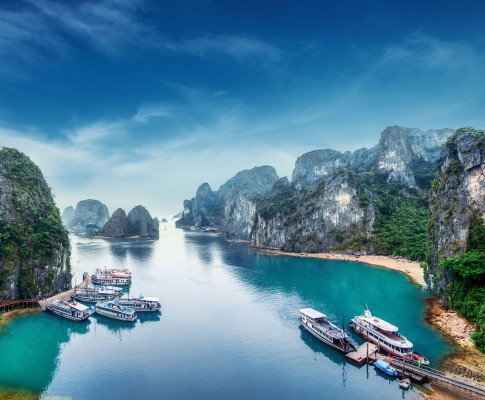 Luxury Tour Vietnam & Cambogia