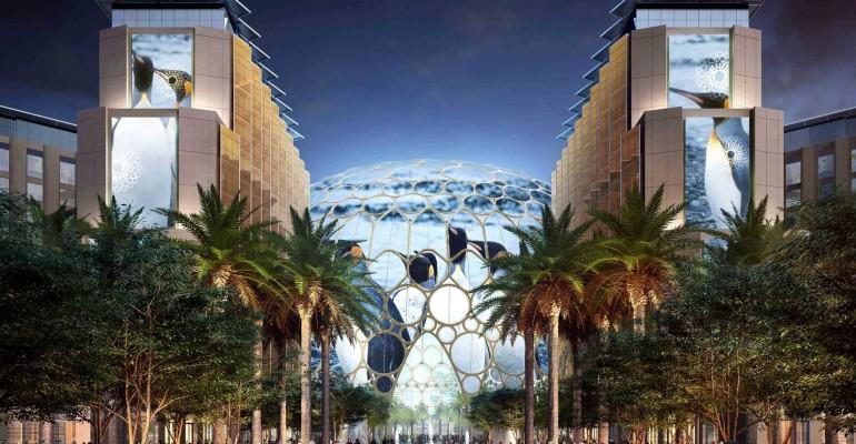 Expo 2021 a Dubai: il padiglione Italia