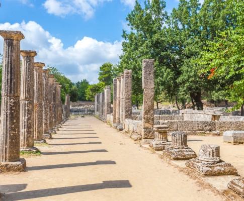Tour Grecia in auto del Peloponneso